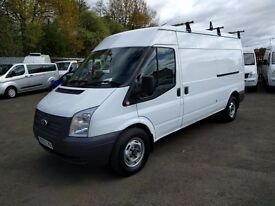 Ford Transit 350 (white) 2012