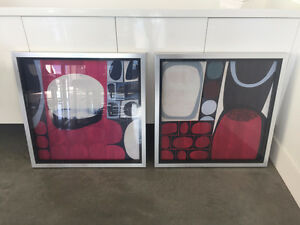 Beautiful Framed Abstract Prints