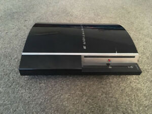 Playstation 3 pour réparation/pièces