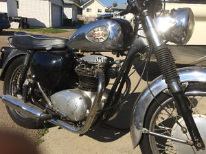 Classic BSA complete