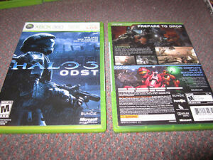 XBox 360 Games - Gears...3, Gears ... Judgment, Halo 3 - ODST Kitchener / Waterloo Kitchener Area image 4