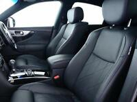 2016 Infiniti QX70 3.0 TD S Design (AWD) 5dr