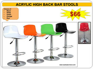 BRAND NEW- BAR STOOLS, STORAGE OTTOMANS, BENCHES- Many colors City of Toronto Toronto (GTA) image 5