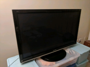 Panasonic 50 inch plasma tv, excellent condition
