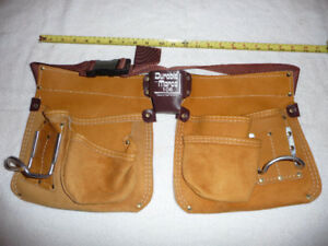 Tool Belt - Leather
