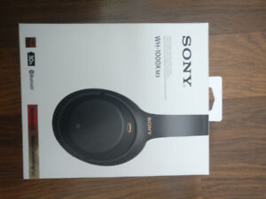 Selling Sony Wh-1000xm3's