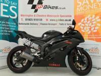 '08 YAMAHA YZF-R6 R | DATATAG ALARM | OUTSTANDING CONDITION | LOTS OF EXTRAS