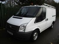 Ford Transit 2.2TDCi Duratorq ( 85PS ) 300S ( Low Roof ) 2007.5MY 300 SWB