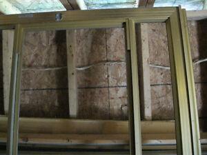 36 inch aluminum door