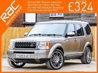 2009 Land Rover Discovery 3 - 2.7 TDV6 Turbo Diesel GS 6 Speed Auto 4x4 4WD 7-Se