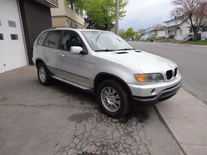 2003 BMW X5 leather SUV, Crossover