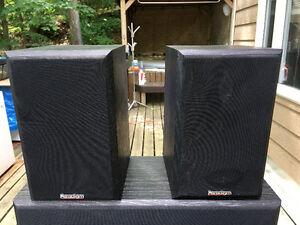 Paradigm Surround Speakers (Atom 200w)