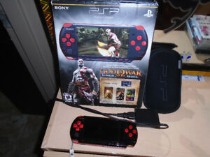 PSP System w/ Games BUNDLE