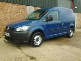 2011 VOLKSWAGEN CADDY VAN - AUTOMATIC(DSG) - FULL SERVICE HISTORY - NEW CAM BELT