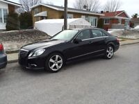 Mercedes E350 4matic 2010 panoramic roof, Financing available