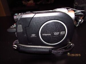 Sony camcorder with miniDVD Kingston Kingston Area image 3