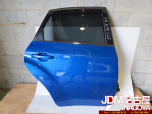 JDM 2013 Subaru WRX STi Rear Right Hand Door Assembly 12 13 14