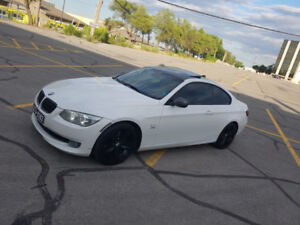 BMW 328XI (Xdrive) COUPE SPORT PACKAGE (NAVIGATION) M6