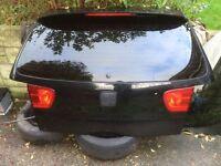 Seat Ibiza mk3 Cupra tailgate bootlid black rear lights spoiler