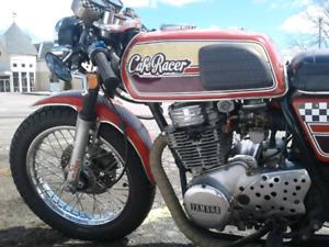 Moto vintage/antique/ caferacer
