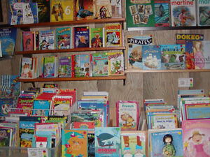 100'S OF FRENCH CHAPTER BOOKS FOR CHILDREN 7 TO 12 YEARS OLD