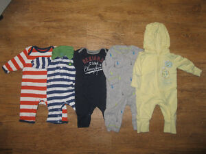 0-3Month Boys' Fall/Winter Clothing London Ontario image 5