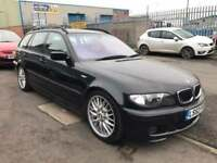 2002 BMW 3 Series 3.0 330i Sport Touring 5dr Petrol Automatic (235 g/km,