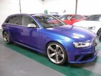 Audi RS4 Avant 4.2 TFSI ( 450ps ) Avant S Tronic 2014MY quattro