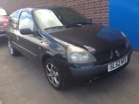 Renault Clio cheap moted 295