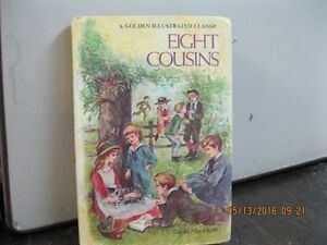 1965    EIGHT   COUSINS   BOOK
