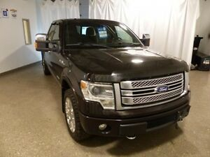 2013 Ford F-150 Platinum   - $300.42 B/W