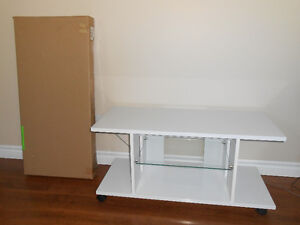 TV Stand Open Shelving Design / Box Sealed $60