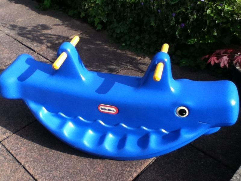 Little Tikes Whale See Saw Rocker In Rotherham South