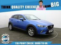 2017 Mazda CX-3 SE-L NAV Hatchback Petrol Manual