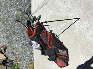 Wilson Right Handed Golf Clubs