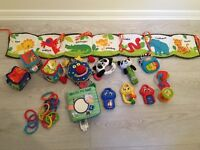 Young baby toy bundle