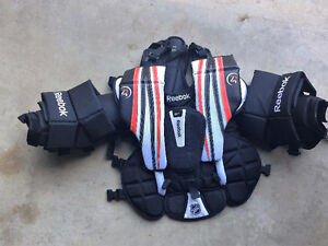 Reebok Youth Goalie Chest Protector
