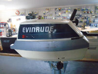 1986 4 HP EVINRUDE MOTOR FOR SALE Kingston Kingston Area Preview