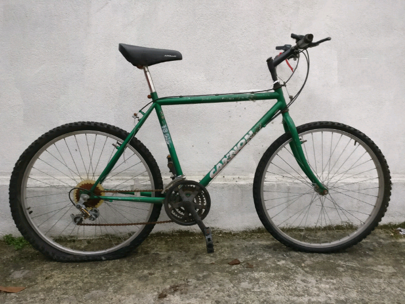 """(Build Your Own Bike project) British Eagle Cannon 26"""" 20"""" 