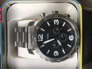 Brand new fossil watch still in the box.