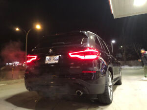LEASE TAKEOVER 2019 Blacked out BMW X3 30i