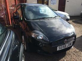 Fiat Grande Punto 1.4 T-Jet 120 Sporting - FINANCE AVAILABLE