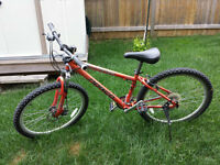Norco Mountaineer Front Disc-Brake Mountain Bike