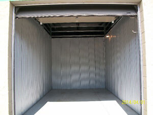 RENOVATING? RENT A STORAGE UNIT HERE - KEEP WORK SPACES CLEAR