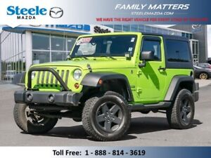 2012 Jeep Wrangler Sport (Unlimited engine Protection)