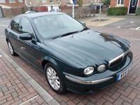 2001 Jaguar X-TYPE 2.5 V6 SE