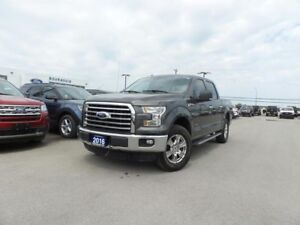 2016 Ford F-150 XLT 2.7L ECO 300A