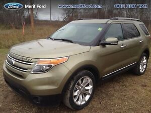 2013 Ford Explorer Limited  - ex-lease -
