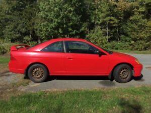 2003 Honda Civic Coupe (2 door)