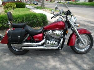 For Sale 2008 Honda Shadow 750cc